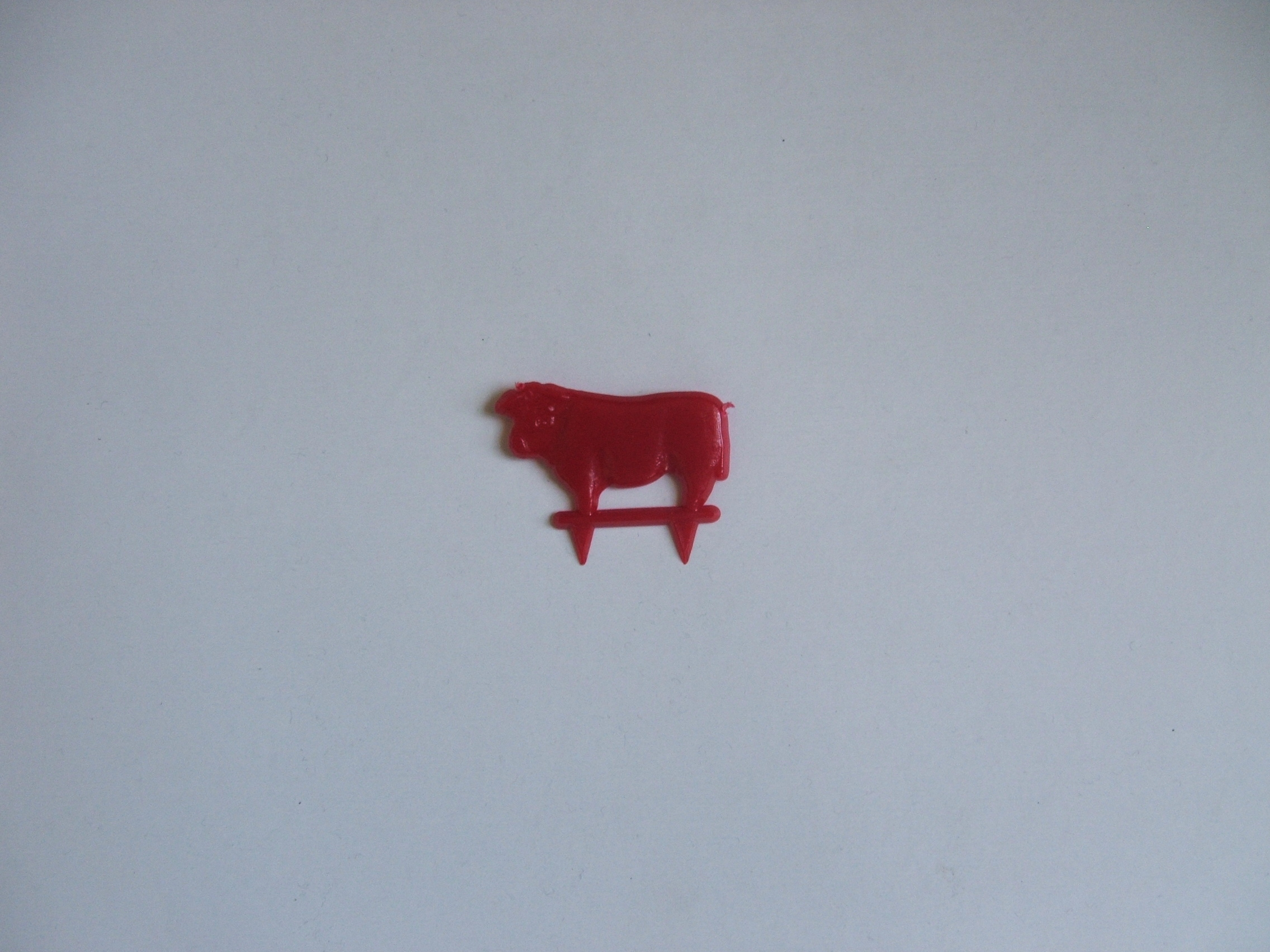 Steer Marker - Red