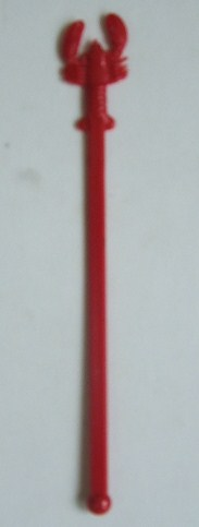 Red Lobster Stir Stick - 6 inch