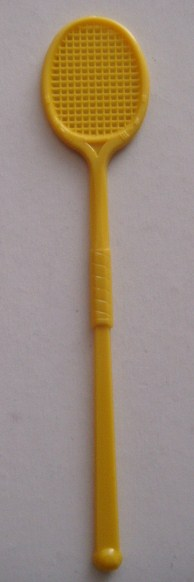 Tennis Racquet - Yellow