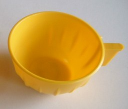 Mini Cup - Yellow