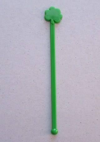Shamrock - Stir Stick